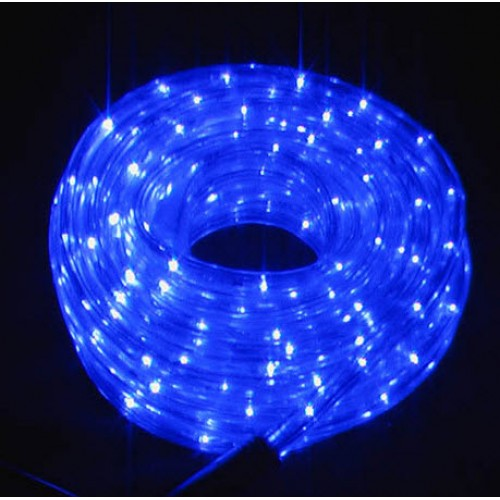 10M LED Rope Light - Blue Colour