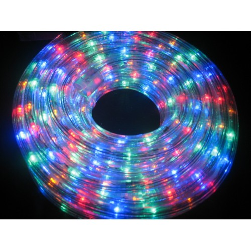 10M LED Rope Light - Multi Colour