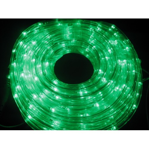 10M LED Rope Light - Green