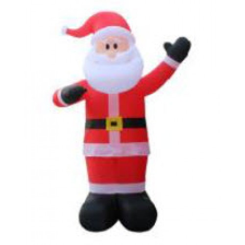 430CM Inflatable Santa with Lights