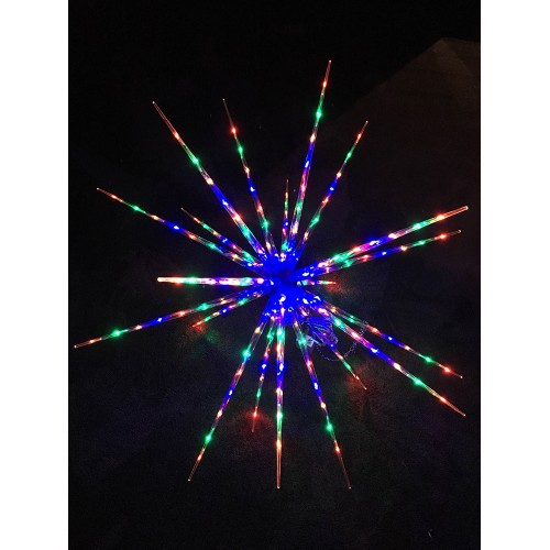 Blast Ball 160LED 100Cm. Multi Colour