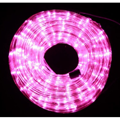 10M LED Rope Light - Pink