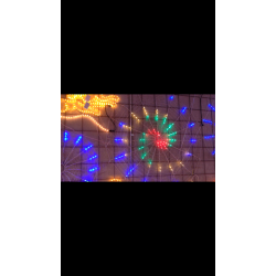 curtain net lights